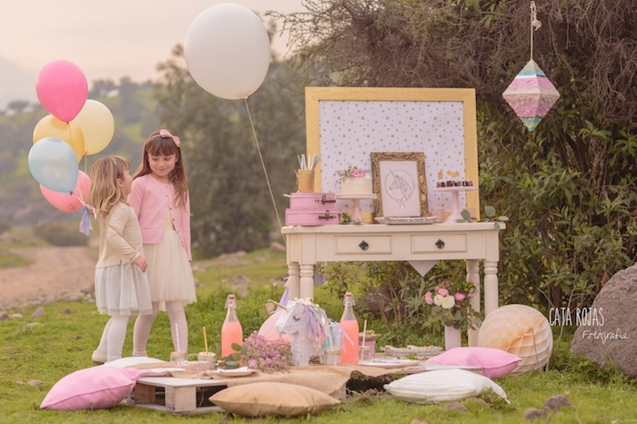 Dreamy Unicorn Birthday Party on Kara's Party Ideas | KarasPartyIdeas.com (27)