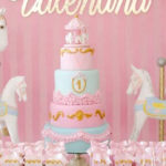 Enchanted Carousel Birthday Party on Kara's Party Ideas | KarasPartyIdeas.com (1)