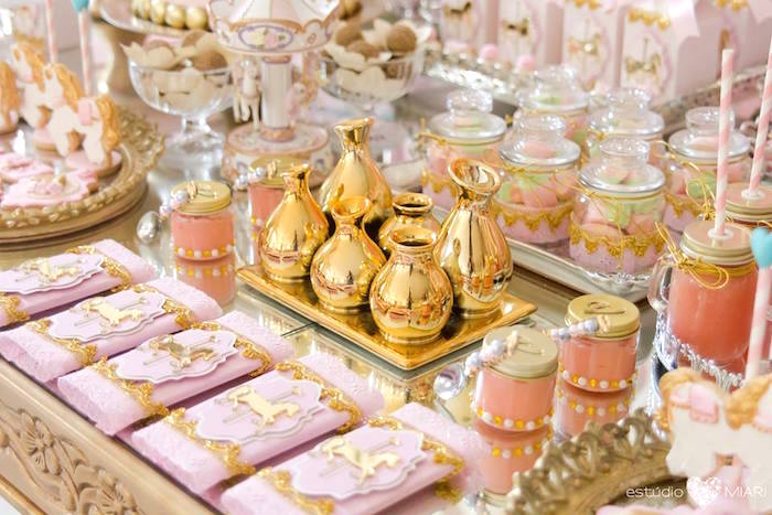 Favors from an Enchanted Carousel Birthday Party on Kara's Party Ideas | KarasPartyIdeas.com (44)