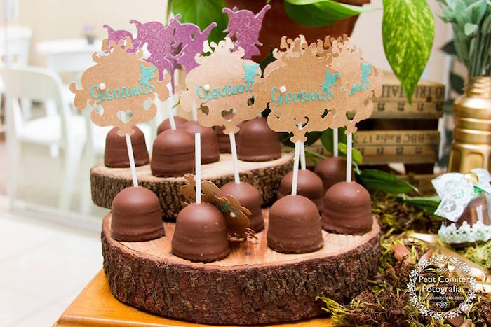 Truffles from a Fairy Garden Birthday Party on Kara's Party Ideas | KarasPartyIdeas.com (29)