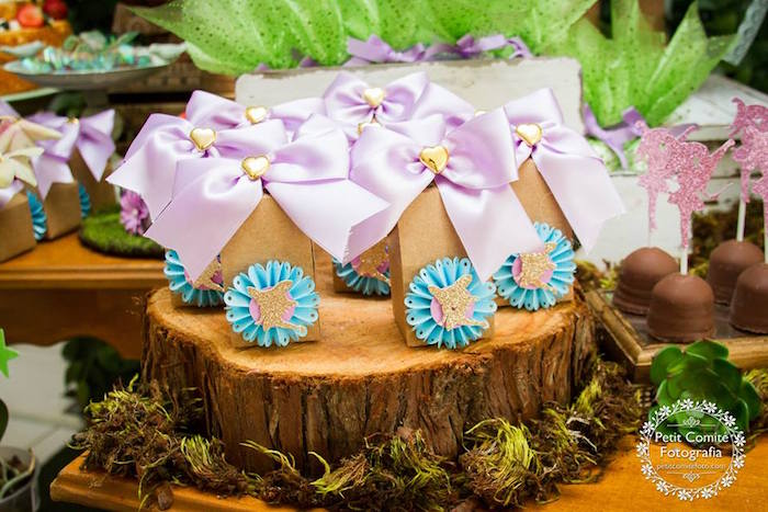 Favors from a Fairy Garden Birthday Party on Kara's Party Ideas | KarasPartyIdeas.com (20)