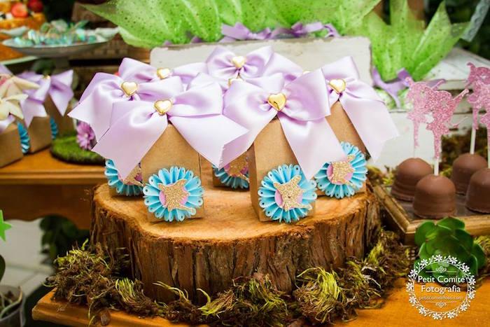 Favors from a Fairy Garden Birthday Party on Kara's Party Ideas | KarasPartyIdeas.com (20)