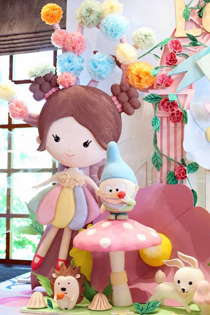 Fairy Garden Birthday Party on KarasPartyIdeas.com! Don't miss it! (13)