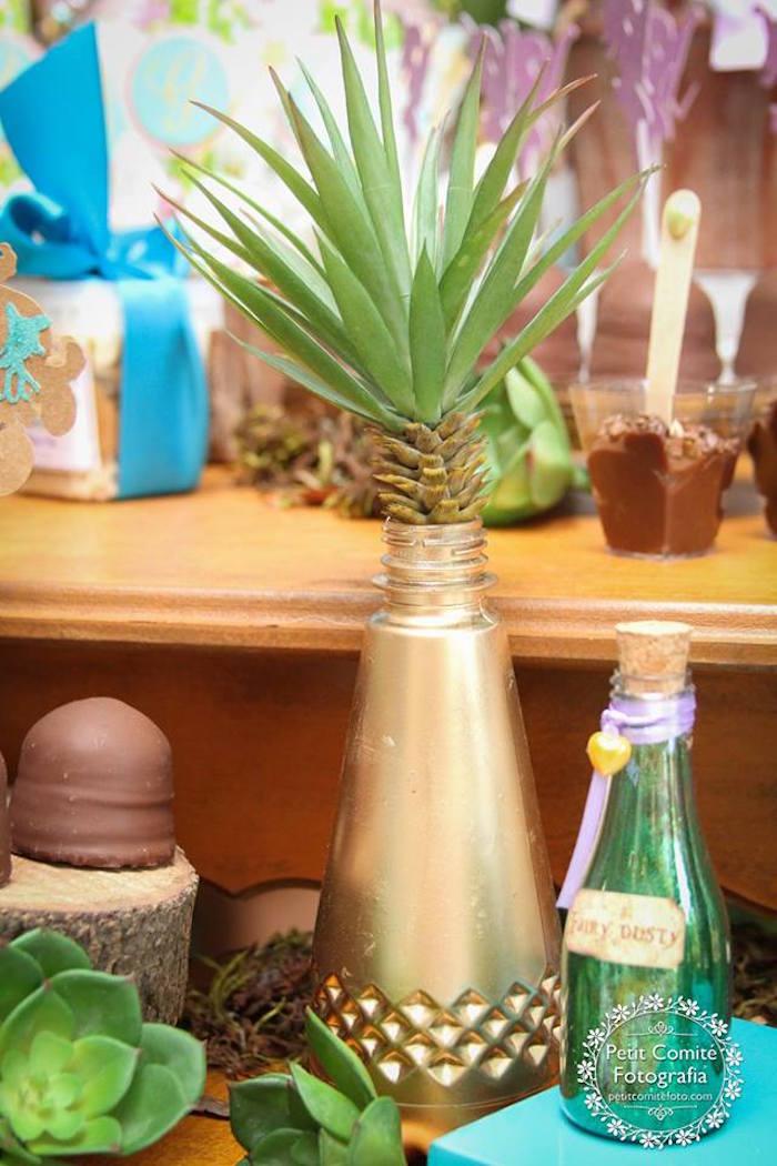 Plant from a Fairy Garden Birthday Party on Kara's Party Ideas | KarasPartyIdeas.com (10)