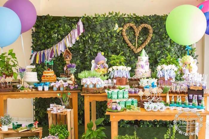 Fairy Garden Birthday Party on Kara's Party Ideas | KarasPartyIdeas.com (48)