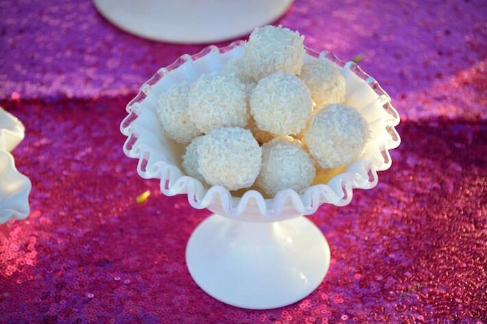 Truffles from a Floral Bohemian Sunset Party on Kara's Party Ideas | KarasPartyIdeas.com (21)