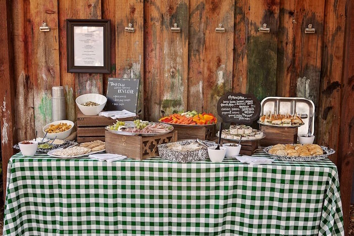 Kara S Party Ideas Quot Glamping Quot Glamorous Camping Party