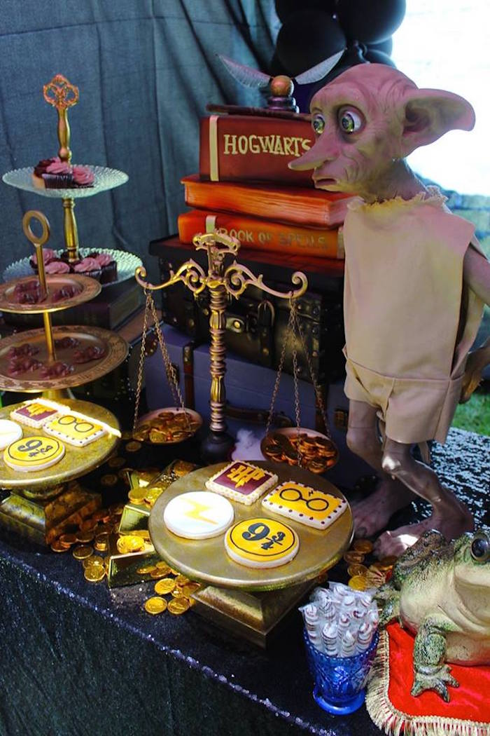 Harry Potter Room Decor Games