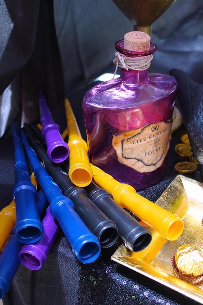 Kara S Party Ideas Gryffindor Harry Potter Birthday Party