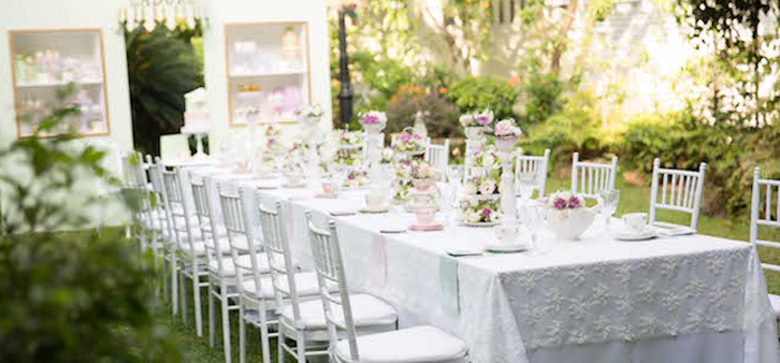 Laduree Tea Party at Kara's Party Ideas | KarasPartyIdeas.com (1)