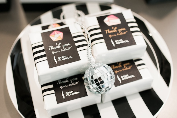 Favors from a Modern Glam Sephora Party via Kara's Party Ideas KarasPartyIdeas.com (15)