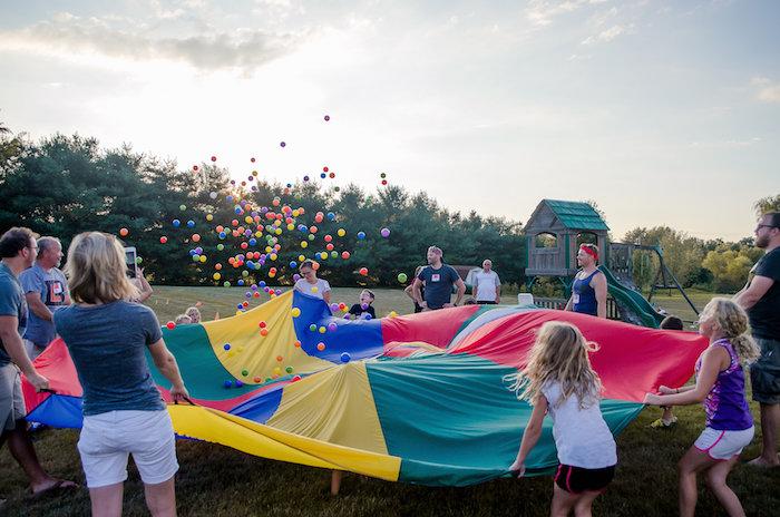 Olympics Inspired Birthday Party via Kara's Party Ideas | KarasPartyIdeas.com (4)