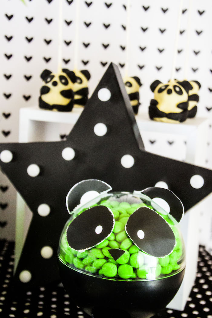 Kara S Party Ideas Panda Bear Panda Monium Birthday Party Kara S