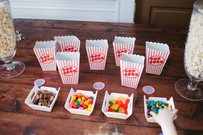 Snack bar from a Paw Patrol Themed Birthday Party via Kara's Party Ideas KarasPartyIdeas.com (6)