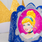 Princess Cinderella Birthday Party on Kara's Party Ideas | KarasPartyIdeas.com (1)