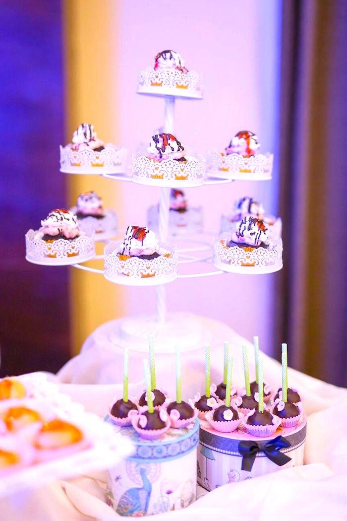 Kara S Party Ideas Sweet Victorian Tea Party Kara S