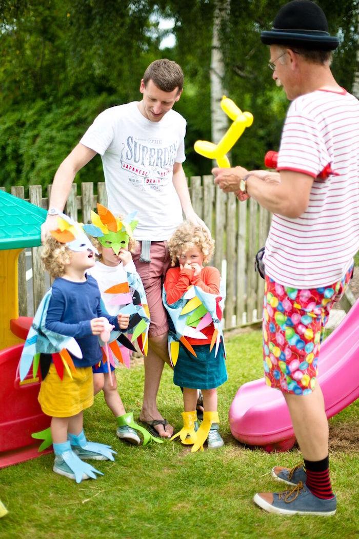 Tropical Rainforest Jungle Animal Birthday Party on Kara's Party Ideas   KarasPartyIdeas.com (35)