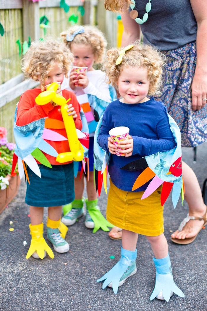 Tropical Rainforest Jungle Animal Birthday Party on Kara's Party Ideas   KarasPartyIdeas.com (29)