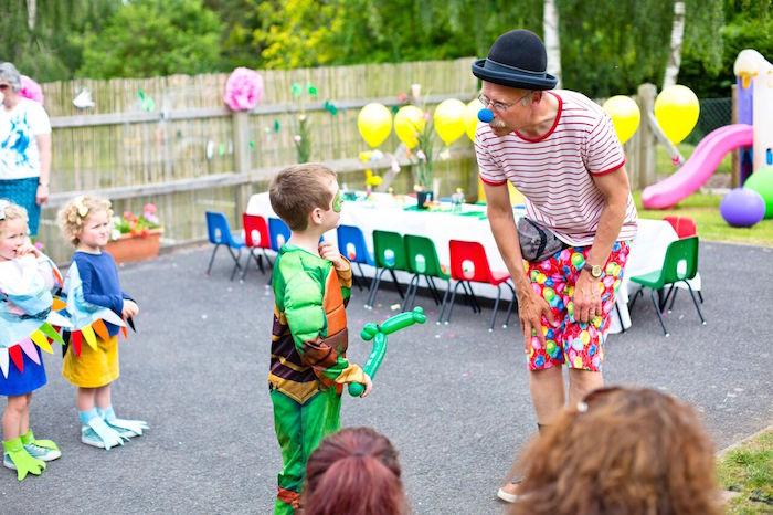 Tropical Rainforest Jungle Animal Birthday Party on Kara's Party Ideas   KarasPartyIdeas.com (24)