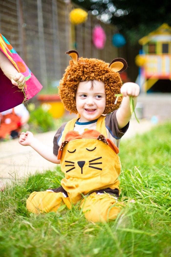 Tropical Rainforest Jungle Animal Birthday Party on Kara's Party Ideas   KarasPartyIdeas.com (51)