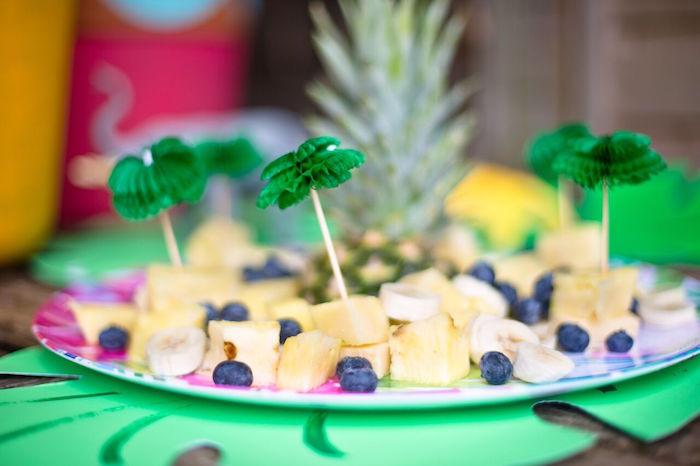 Tropical Rainforest Jungle Animal Birthday Party on Kara's Party Ideas   KarasPartyIdeas.com (49)