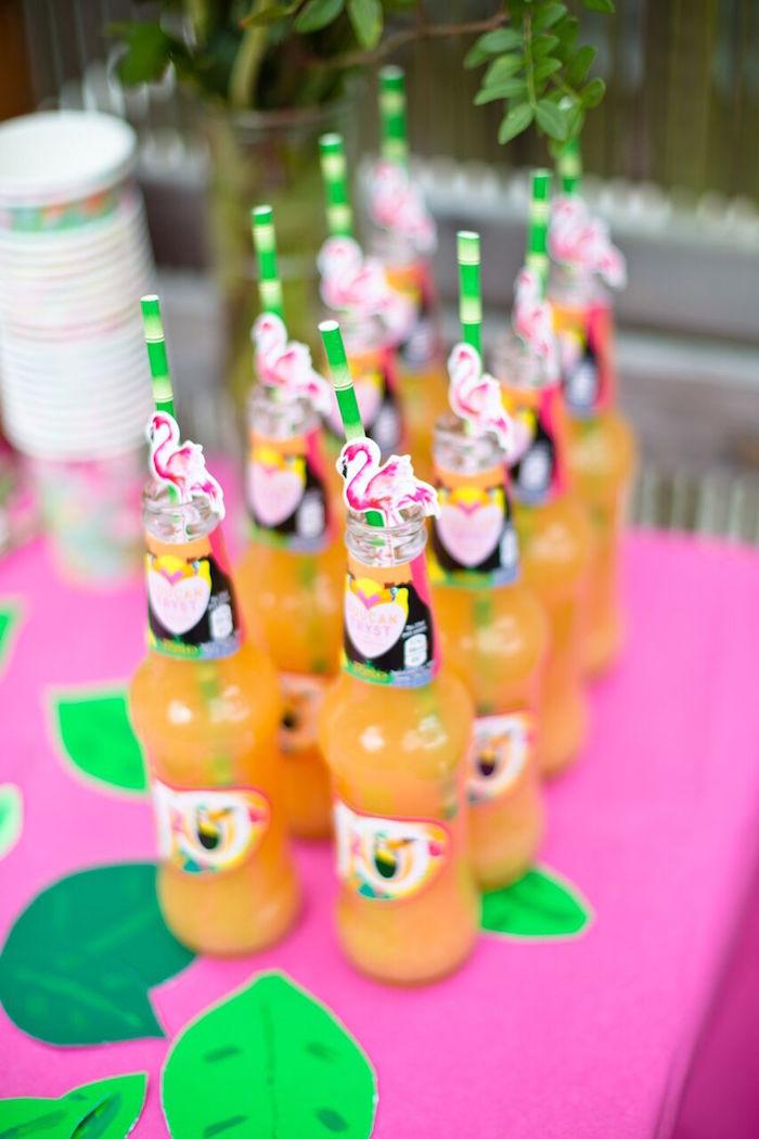 Tropical Rainforest Jungle Animal Birthday Party on Kara's Party Ideas   KarasPartyIdeas.com (47)