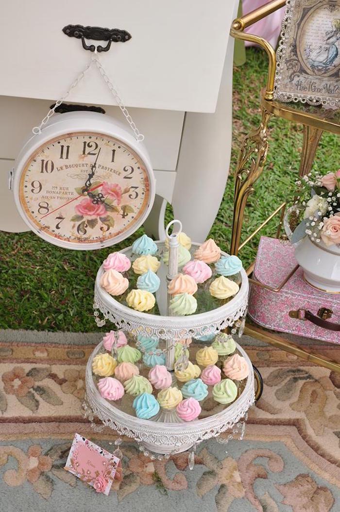 Kara S Party Ideas Vintage Alice In Wonderland Birthday