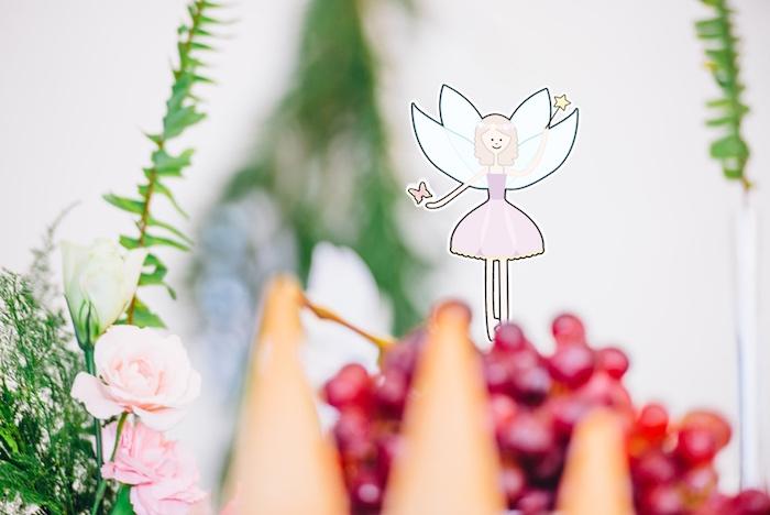 Whimsical Fairies & Butterflies Birthday Party via Kara's Party Ideas KarasPartyIdeas.com (6)