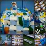 Chutes and Ladders Party at Kara's Party Ideas