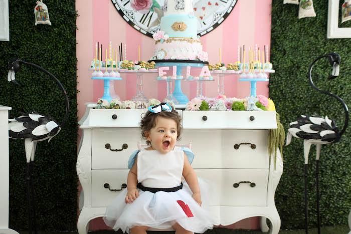 Alice in Wonderland Birthday Party on Kara's Party Ideas | KarasPartyIdeas.com (45)