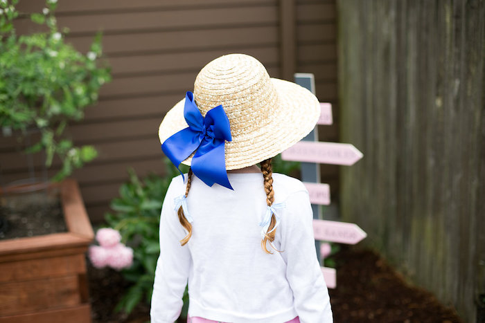 Anne of Green Gables Inspired Tea Party on Kara's Party Ideas | KarasPartyIdeas.com (11)