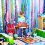 Ariel + The Little mermaid Birthday Party on Kara's Party Ideas | KarasPartyIdeas.com (3)