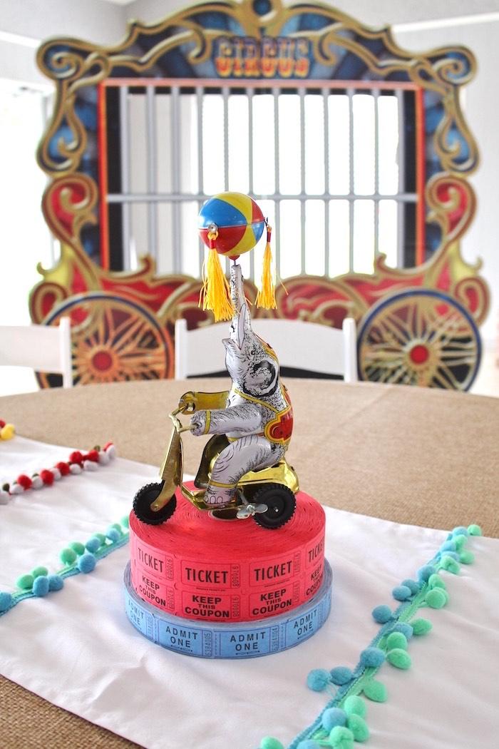 Karas Party Ideas Big Top Circus Birthday Party