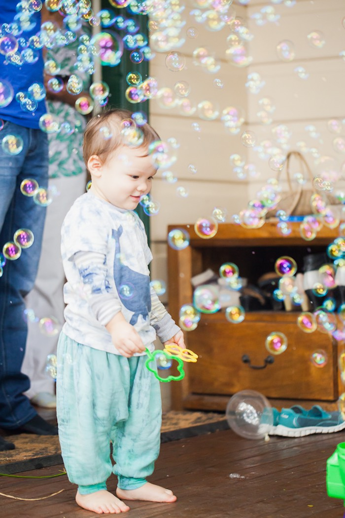 Bubble Birthday Party on Kara's Party Ideas | KarasPartyIdeas.com (19)