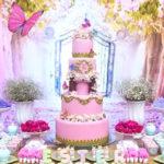 Butterfly Garden Birthday Party on Kara's Party Ideas | KarasPartyIdeas.com (1)