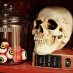 Creepy Apothecary Vintage Halloween Party on Kara's Party Ideas | KarasPartyIdeas.com (3)