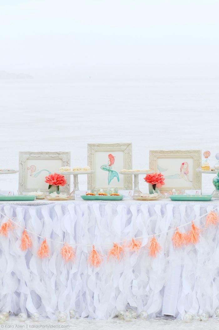dessert-table-at-a-mermaid-under-the-sea-themed-birthday-party-by-kara-allen-karas-party-ideas-karaspartyideas-com_-43