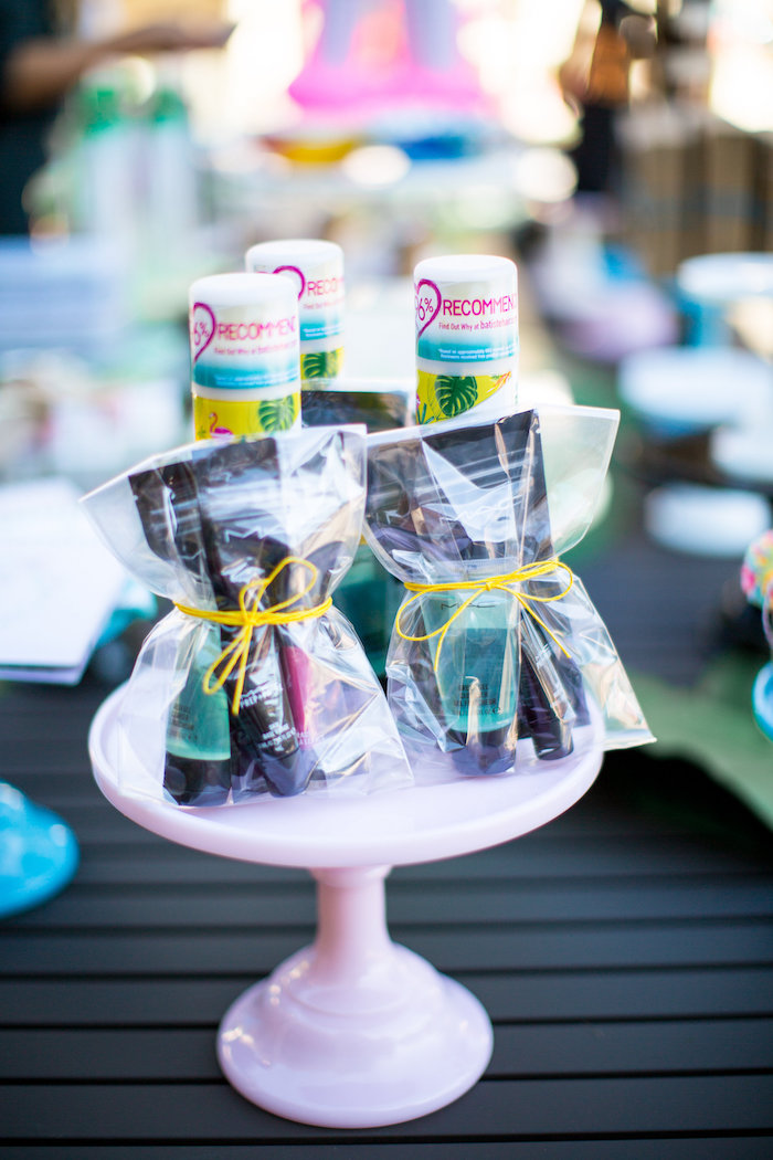 Favorite Things Summer Party on Kara's Party Ideas | KarasPartyIdeas.com (74)
