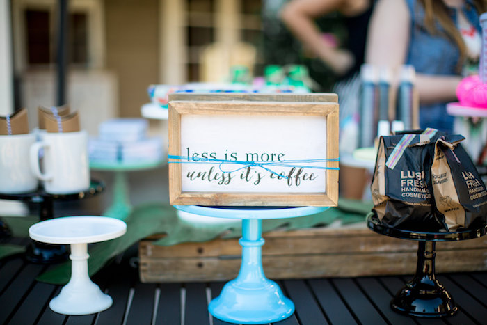 Favorite Things Summer Party on Kara's Party Ideas | KarasPartyIdeas.com (73)