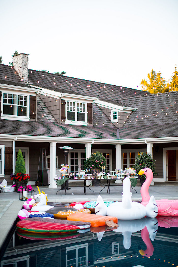 Favorite Things Summer Party on Kara's Party Ideas | KarasPartyIdeas.com (25)