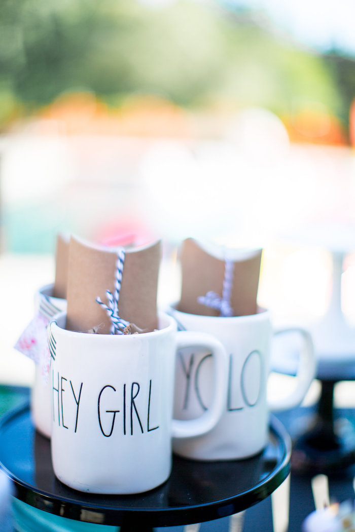Favorite Things Summer Party on Kara's Party Ideas | KarasPartyIdeas.com (87)
