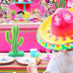 Frida Kahlo Day of the Dead Inspired Fiesta on Kara's Party Ideas   KarasPartyIdeas.com (2)