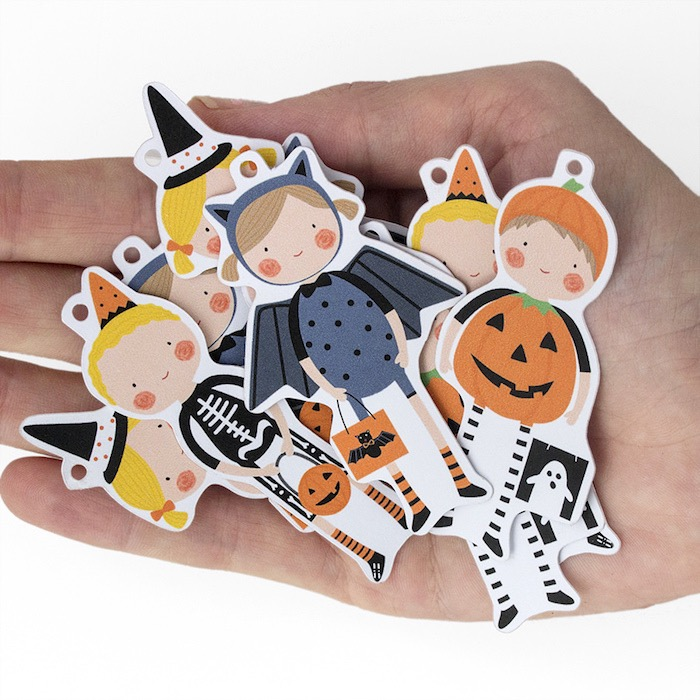 Halloween printables from a Halloween Party for Kids on Kara's Party Ideas | KarasPartyIdeas.com (16)