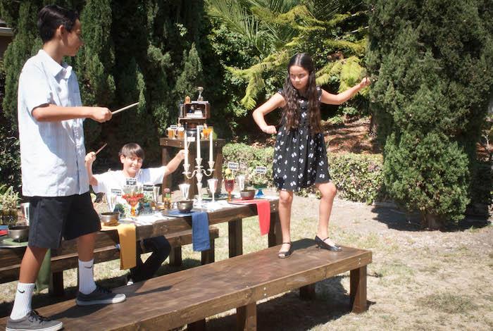 Harry Potter Birthday Party on Kara's Party Ideas | KarasPartyIdeas.com (15)