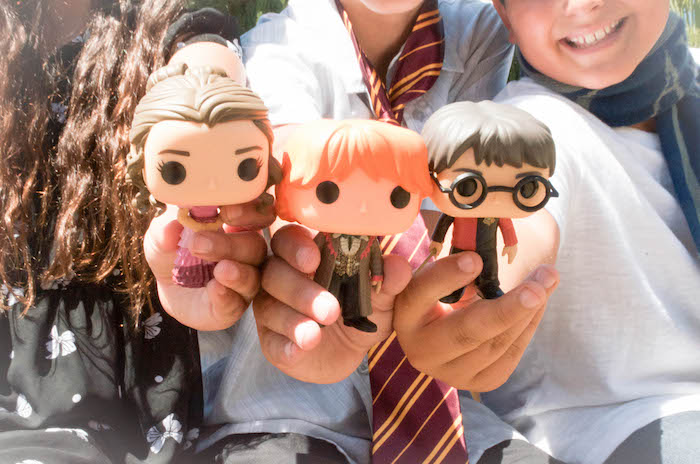 Harry Potter bobblehead dolls from a Harry Potter Birthday Party on Kara's Party Ideas | KarasPartyIdeas.com (9)