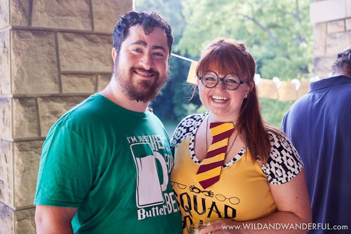 Harry Potter Birthday Party on Kara's Party Ideas | KarasPartyIdeas.com (39)