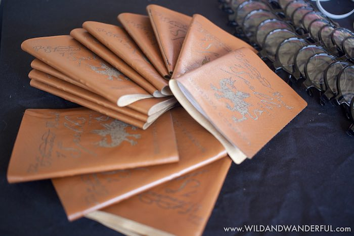 Spell books from a Harry Potter Birthday Party on Kara's Party Ideas | KarasPartyIdeas.com (34)