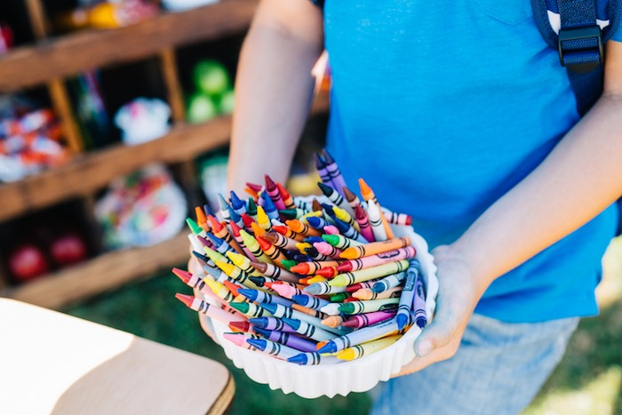 How to Host a Back to School Party on Kara's Party Ideas | KarasPartyIdeas.com (55)