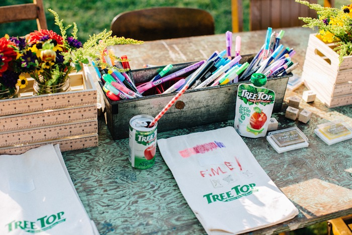 How to Host a Back to School Party on Kara's Party Ideas | KarasPartyIdeas.com (26)