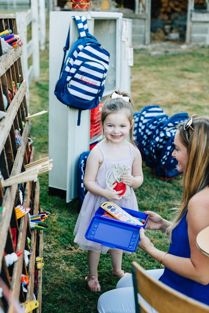 How to Host a Back to School Party on Kara's Party Ideas | KarasPartyIdeas.com (14)